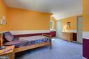 Bedroom #3 Lots of Closet Space - 2502 CHILDS LN, ALEXANDRIA