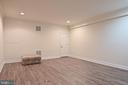 Basement theater room - 17215 IVANDALE RD, HAMILTON