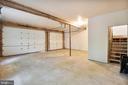 oversized detached garage - 15302 SWEETRIDGE RD, SILVER SPRING