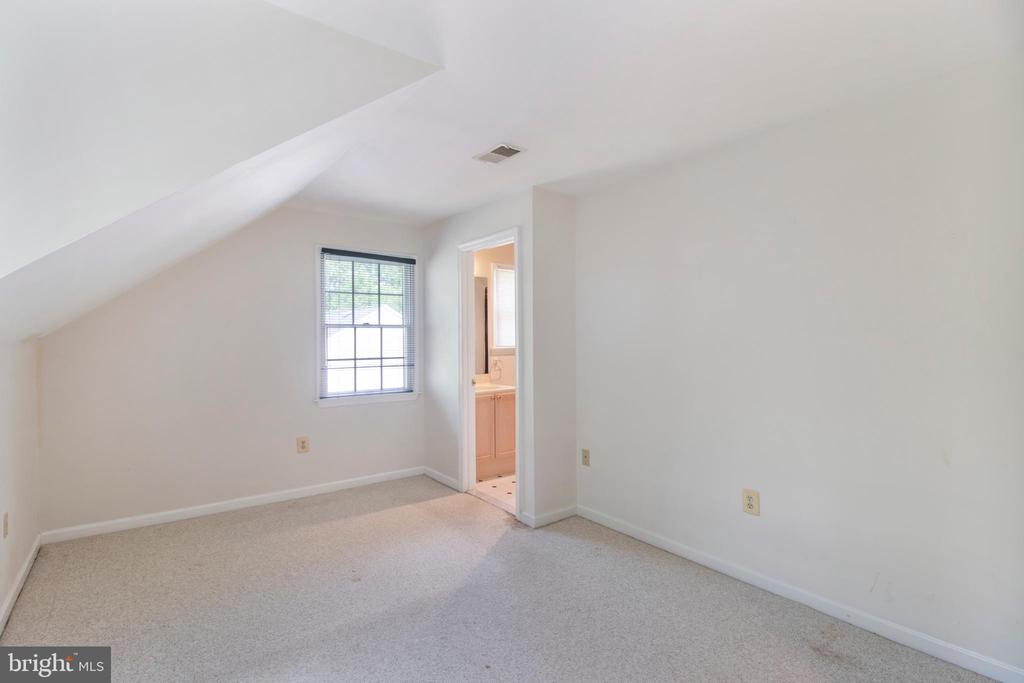 bedroom 5 on upper level 2 - 15302 SWEETRIDGE RD, SILVER SPRING