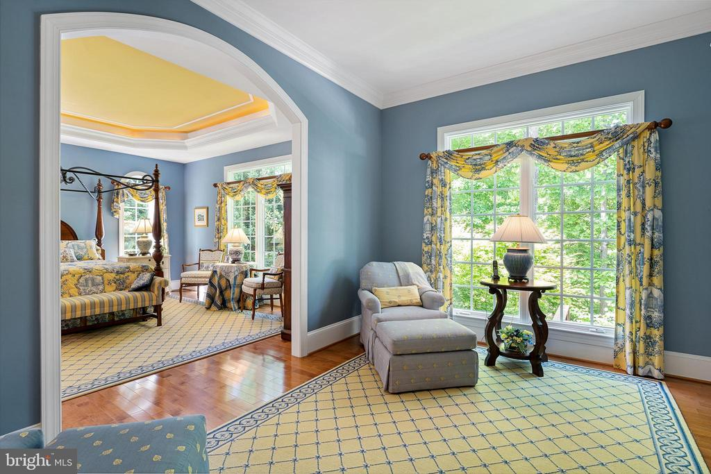 Sitting Room can be a Multi-Purpose Space - 11500 TURNING LEAF CT, SPOTSYLVANIA