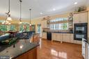 Specialty Cabinets & Double Wall Ovens - 11500 TURNING LEAF CT, SPOTSYLVANIA