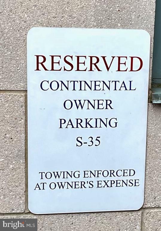 Parking - 851 N GLEBE RD #115, ARLINGTON