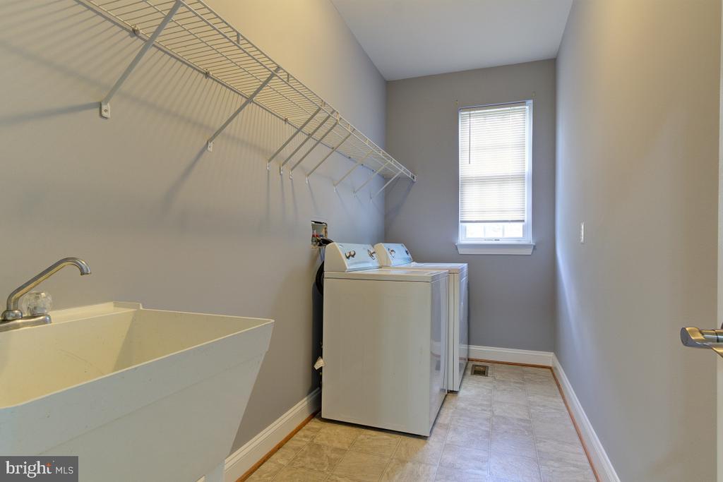 Laundry Room - 23096 RED ADMIRAL PL, BRAMBLETON
