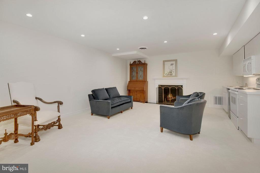 Lower Level In-law Suite - 3033 WEST LANE KEYS NW, WASHINGTON