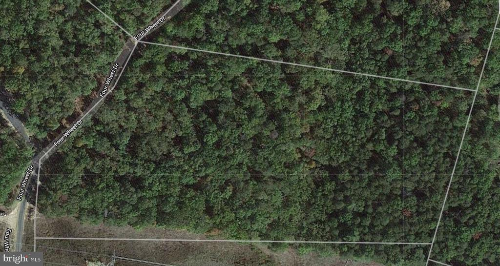6.06 Unrestricted Acres - LOT 95 FOUR WHEEL DR, WINCHESTER