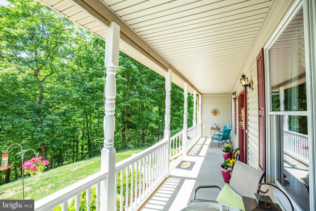 Front Porch View 2 - 6559 OVERLOOK DR, KING GEORGE