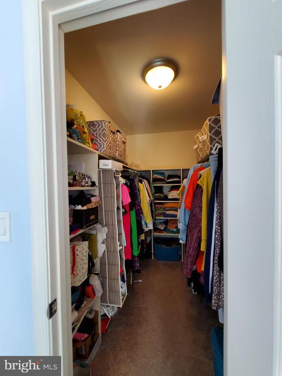 Walk-in Closet - 21238 HEDGEROW TER, ASHBURN