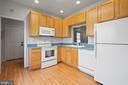 Kitchen - 11104 WILLIAMSBURG CT, FREDERICKSBURG