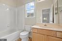 Bathroom - 11104 WILLIAMSBURG CT, FREDERICKSBURG