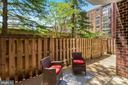 Massive outdoor space! - 2100 LEE HWY #G11, ARLINGTON