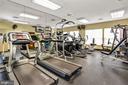 Fitness Center - 2100 LEE HWY #G11, ARLINGTON