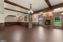 Large Finished Rec Room, Walkout Basement - 42341 GREEN MEADOW LN, LEESBURG