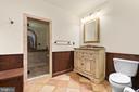 Full Bath w/ Steam Shower in Basement - 42341 GREEN MEADOW LN, LEESBURG