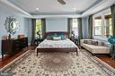 Tray ceilings, gorgeous flooring and room to relax - 2507 11TH ST N, ARLINGTON