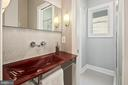 Stylish main level full bath - 2507 11TH ST N, ARLINGTON