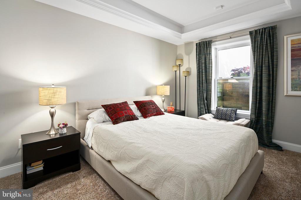 Lower level guest suite - 2507 11TH ST N, ARLINGTON