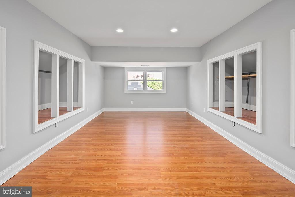 4th level .... what space did you want to create? - 2507 11TH ST N, ARLINGTON
