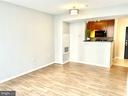 Updated Paint Color, Agreeable Gray - 851 N GLEBE RD #115, ARLINGTON