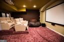 All theatre furniture & electronics convey - 25103 HIGHLAND MANOR CT, GAITHERSBURG