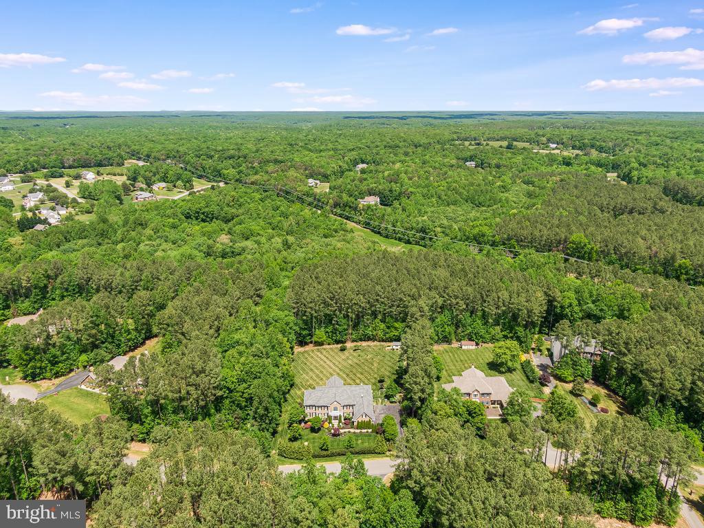 Aerial VIEW EXPANSION SIDE 2 - 12809 GLENDALE CT, FREDERICKSBURG