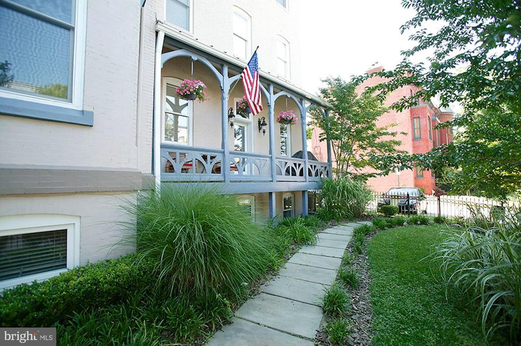 A Victorian Semi-Detached Multi-Unit Property - 1700 13TH ST NW, WASHINGTON