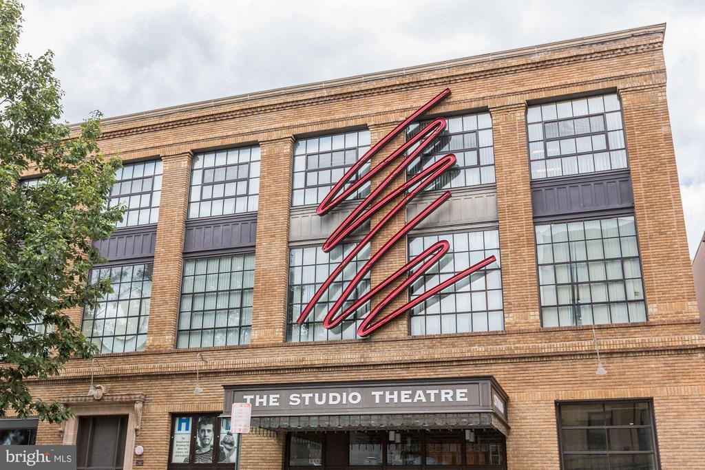 Studio Theatre - 1700 13TH ST NW, WASHINGTON
