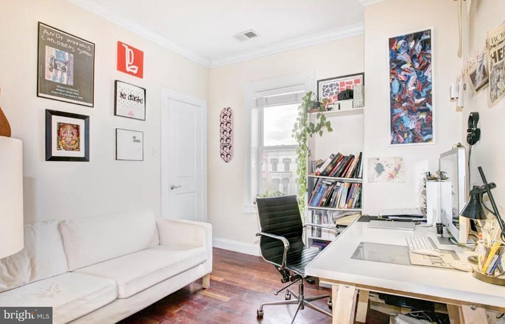 Unit 3 - Second Bedroom - 1700 13TH ST NW, WASHINGTON