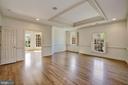 Master Bedroom - 3823 N RANDOLPH CT, ARLINGTON