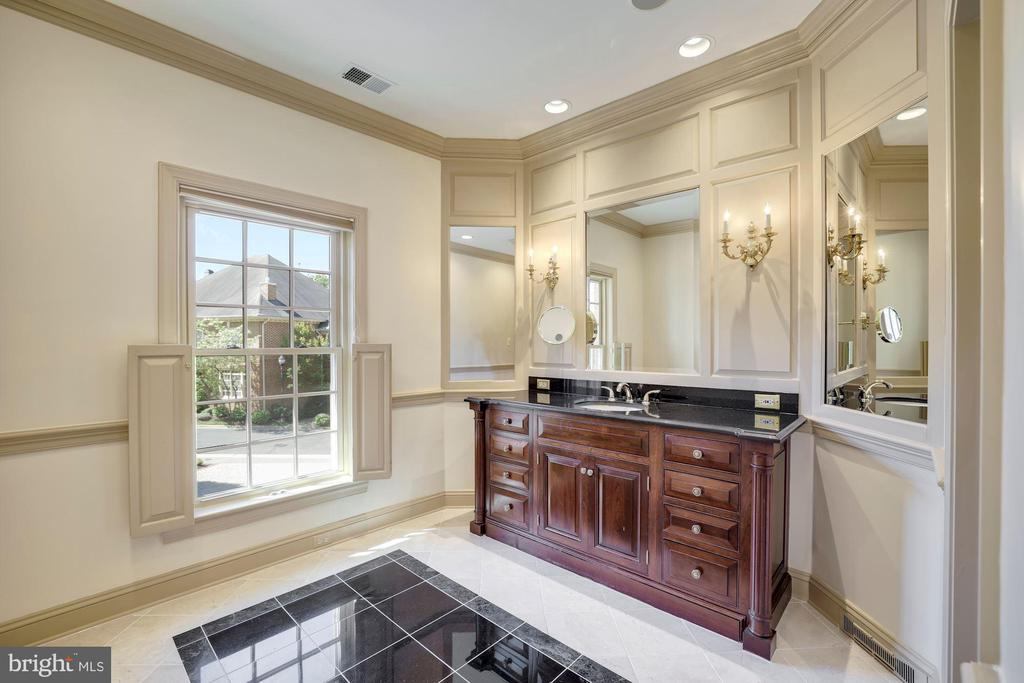 His Bathroom Vanity - 3823 N RANDOLPH CT, ARLINGTON