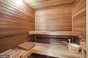Sauna - 3823 N RANDOLPH CT, ARLINGTON