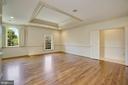 Master Suite Bedroom - 3823 N RANDOLPH CT, ARLINGTON