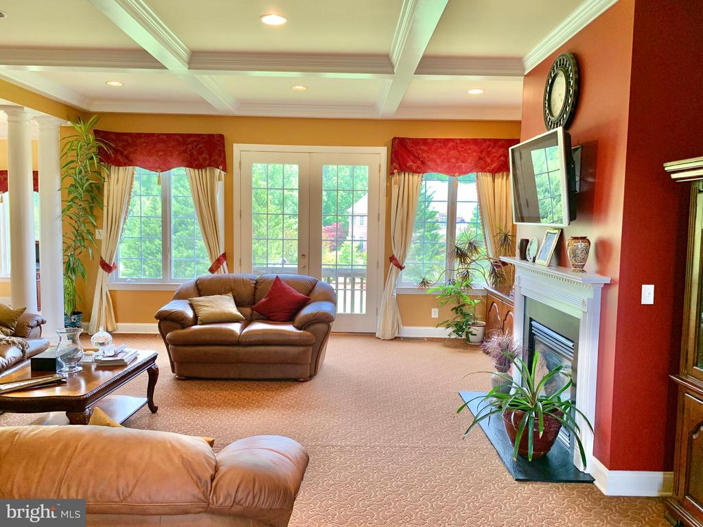 Family room - 7216 PRESERVATION CT, FULTON