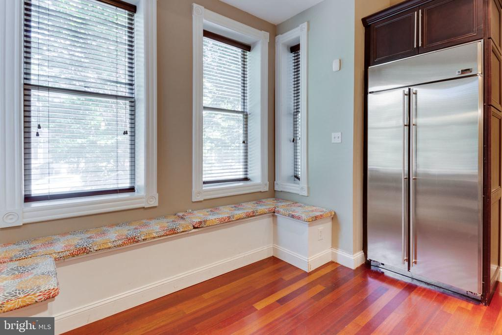 With Sitting Bench and Recessed Lighting - 1700 13TH ST NW, WASHINGTON