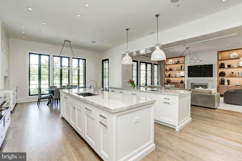 Kitchen - 8905 HOLLY LEAF LN, BETHESDA