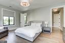 Bedroom #4 - 8905 HOLLY LEAF LN, BETHESDA
