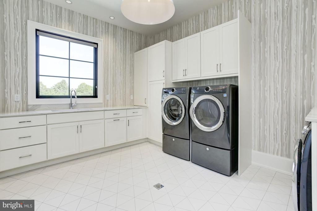 Laundry Room - 8905 HOLLY LEAF LN, BETHESDA