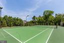 Tennis Court - 8905 HOLLY LEAF LN, BETHESDA
