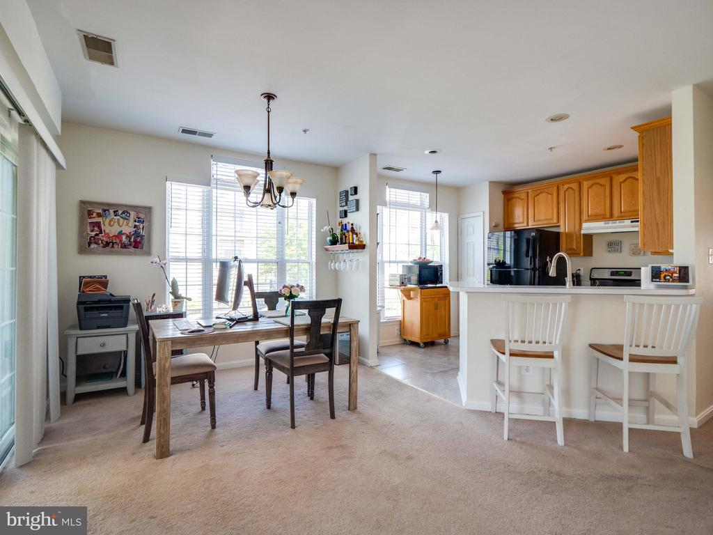 Open space living - 25300 LAKE MIST SQ #205, CHANTILLY