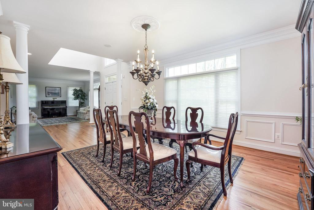 Holidays and everday - 3680 WAPLES CREST CT, OAKTON