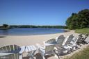 Wonderful Sandy Beach and Swimming Cove - 11500 TURNING LEAF CT, SPOTSYLVANIA