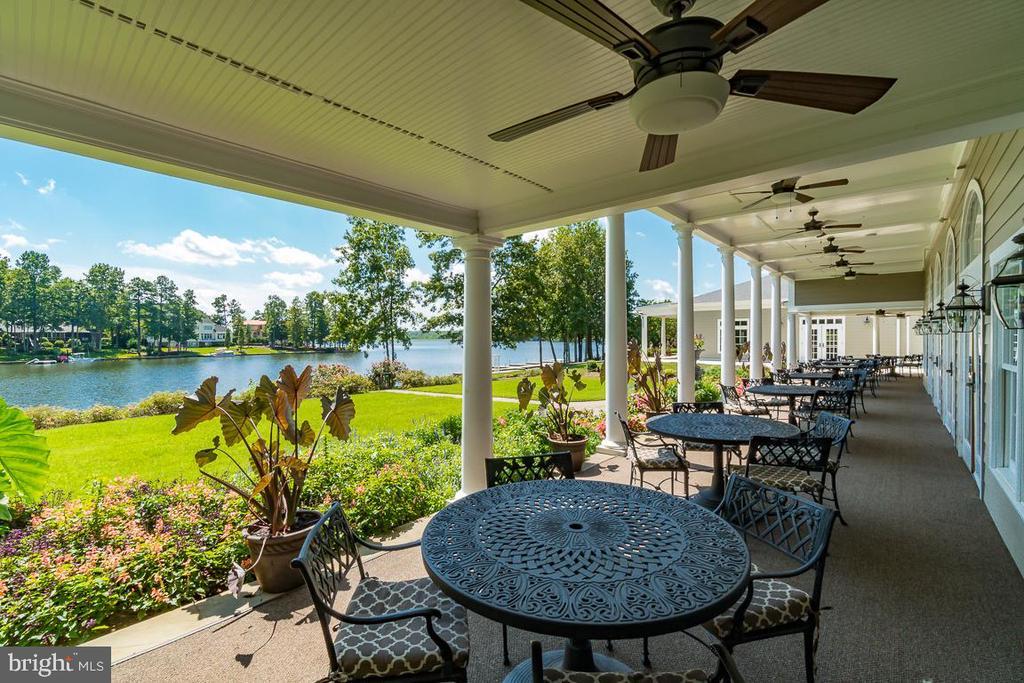 The Harbor Club Veranda with Stunning Lake Views - 11500 TURNING LEAF CT, SPOTSYLVANIA