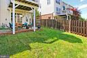 FENCED IN W/ GATE AND NEW SOD= PERFECT!!! - 20428 HOMELAND TER, ASHBURN