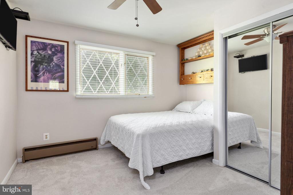Bedroom 4 - 8121 RONDELAY LN, FAIRFAX STATION