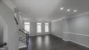 Big living and dinning room - 1328 N ADAMS CT, ARLINGTON