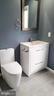 2nd bath, second floor - 1328 N ADAMS CT, ARLINGTON