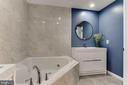 Mater bath. - 1328 N ADAMS CT, ARLINGTON