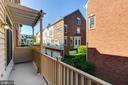 Beautiful deck with pergola - 1328 N ADAMS CT, ARLINGTON