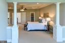 Main bedroom - 18302 FAIRWAY OAKS SQ NE, LEESBURG