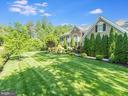 Side Landscape Beauty - 12809 GLENDALE CT, FREDERICKSBURG